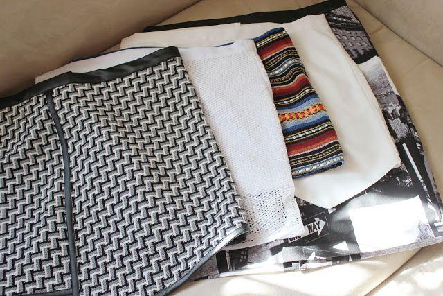 Curso completo de costura de faldas.   Oh, Mother Mine DIY!!