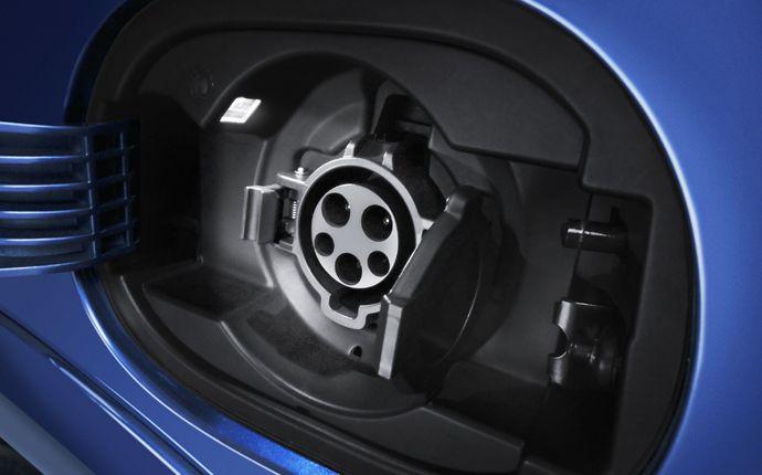 Exterior Photo of 2014 Honda Fit EV
