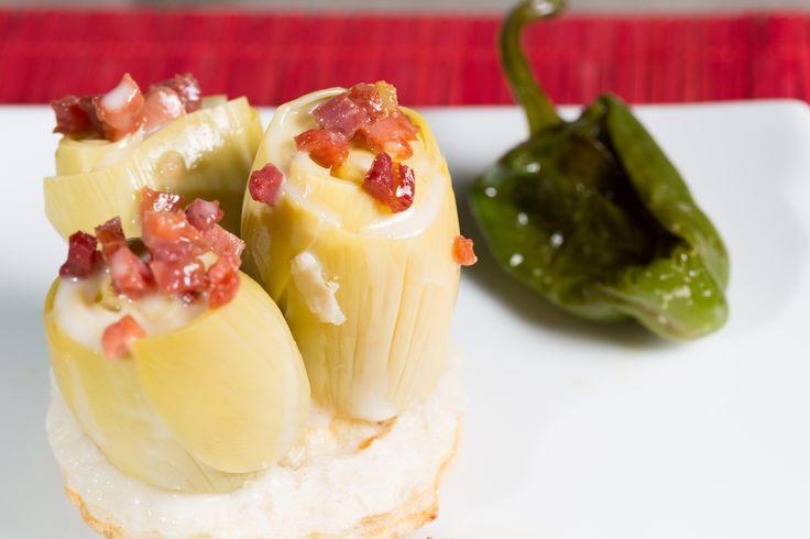 💚 Receta de alcachofas con jamón thermomix ¡buenísimas!   #AlcachofasConJamónThermomix #RecetasThermomix #AlcachofasThermomix #CocinarEnThermomix