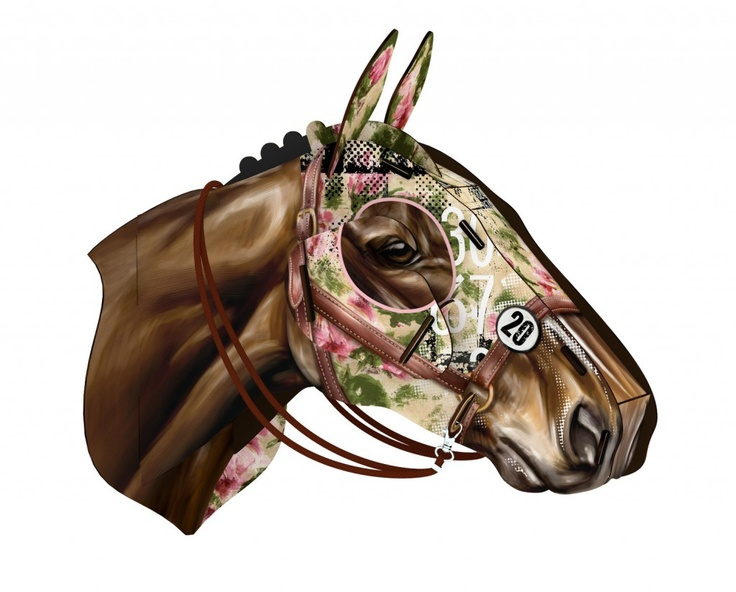 Trophy horse - Viper by MIHO Unexpected Things. Available from qwerkyhome.co.nz