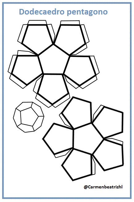 Para quienes están trabajando figuras y Cuerpos Geométricos, acá les dejo las…