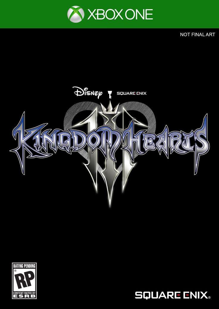 Kingdom Hearts III: Xbox One: Video Games  On Xbox One #Gaming