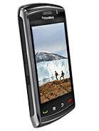 BlackBerry Storm2 9550 specifications