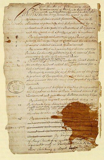 english bill of rights 1689 essay writer
