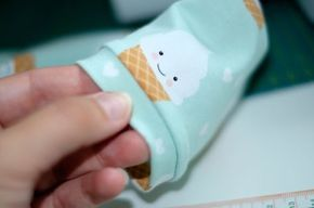 """""""Lazy"""" cuffs are closures that look like you have a cuff.   – handarbeit"""