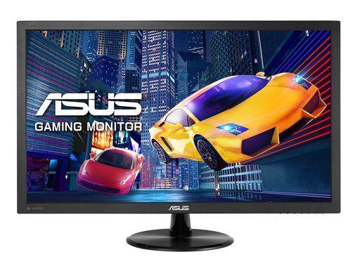 Asus 24 Vp247qg 75hz Jul Lcd Monitor Monitor Och Gaming Computer