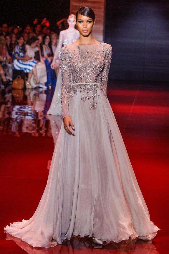 Elie Saab: Fall 2013 collection
