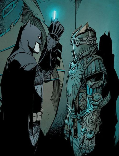 rockofeternity:Batman || Scot Snyder & Greg Capullo