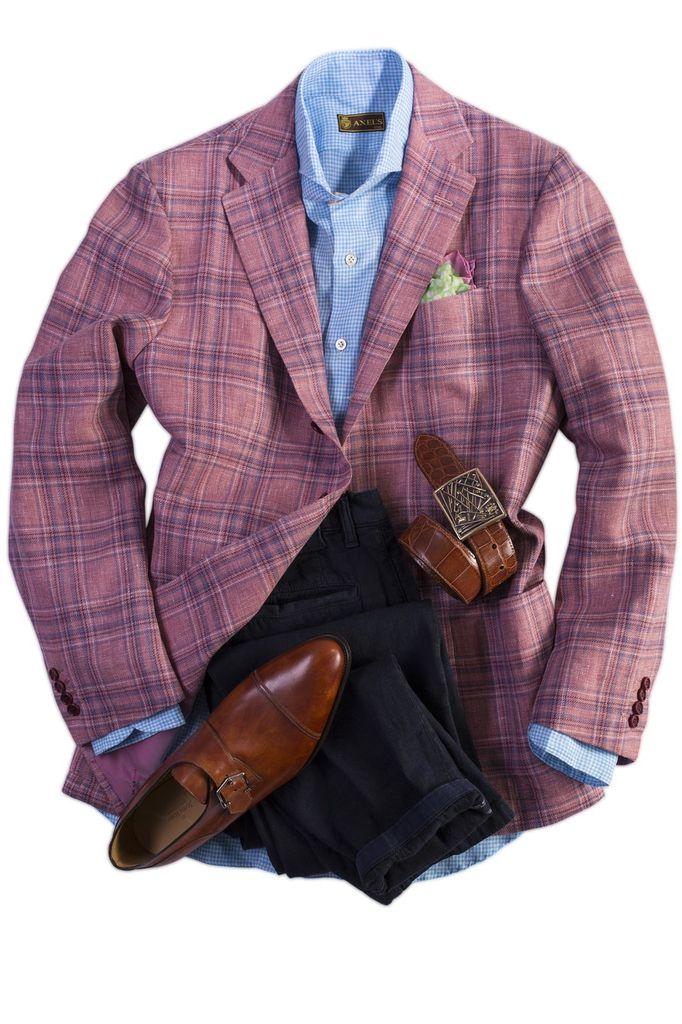 Kiton Maggio Sport Coat - Axels | Raddest Men's Fashion Looks On The Internet: http://www.raddestlooks.net