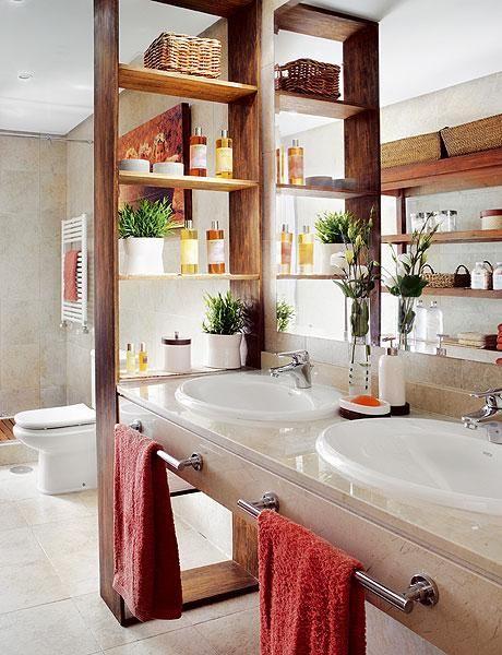 estantes e armários de armazenamento em rodízios, idéias de design de interiores modernos para pequenos espaços