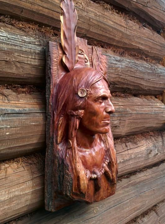 Best native american indian wood carvings images on