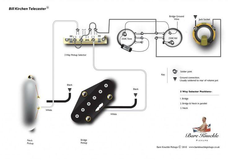 cbe47d42ff311699641b4d2a2e0b69f2  Single Coil B Pickup Wiring Diagram on