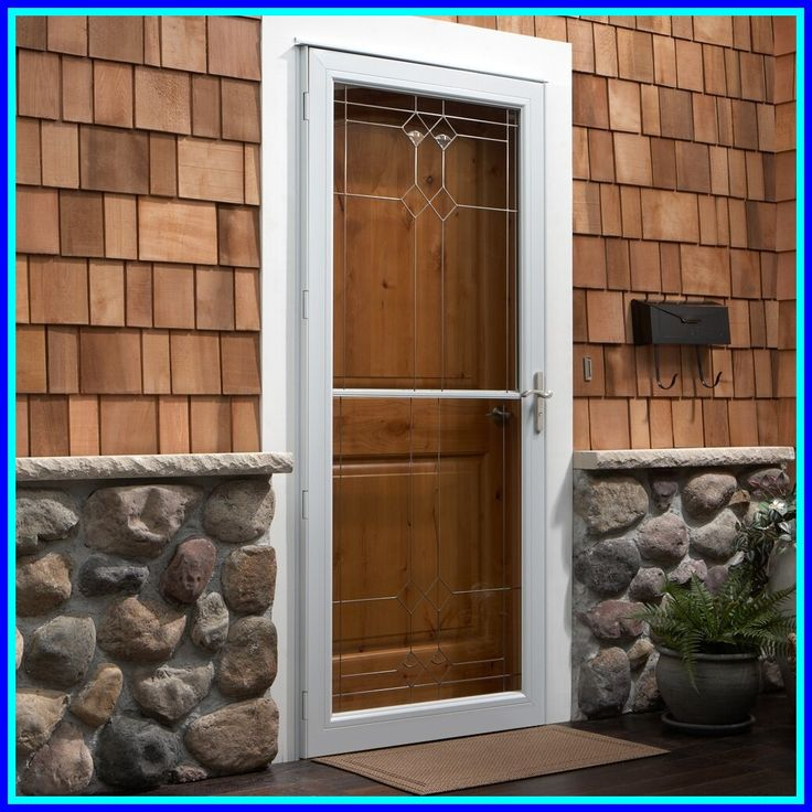 how to measure for a storm door home depot