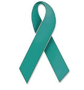 Ovarian Cancer month coming in September.