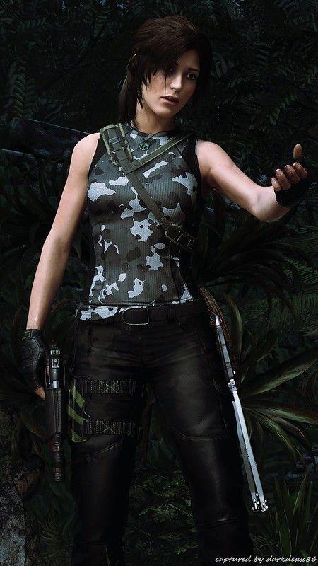 Shadow Of The Tomb Raider 4k Pic008 Tomb Raider Lara Croft