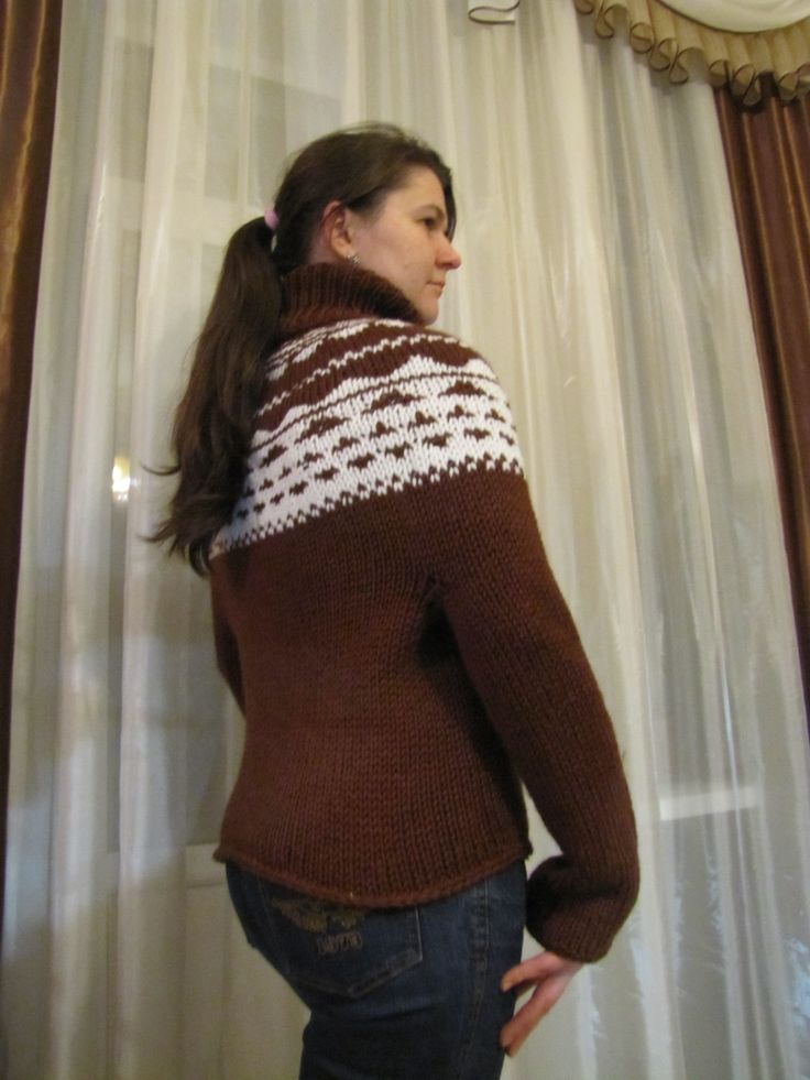 pullover again