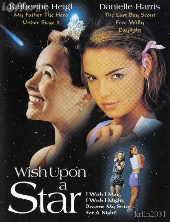 One of my favorite movies as a kid (starring Katherine Heigl - BEFORE Grey's Anatomy!)