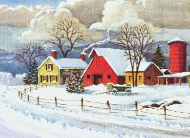 Free Christmas And Winter Screensavers