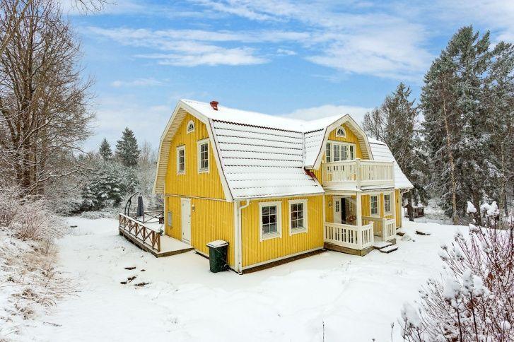 Notar - Moravägen 28, Saltsjö-Boo