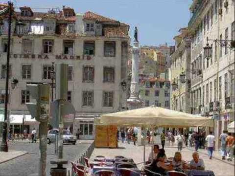 Lisboa menina e moca - Carlos do Carmo