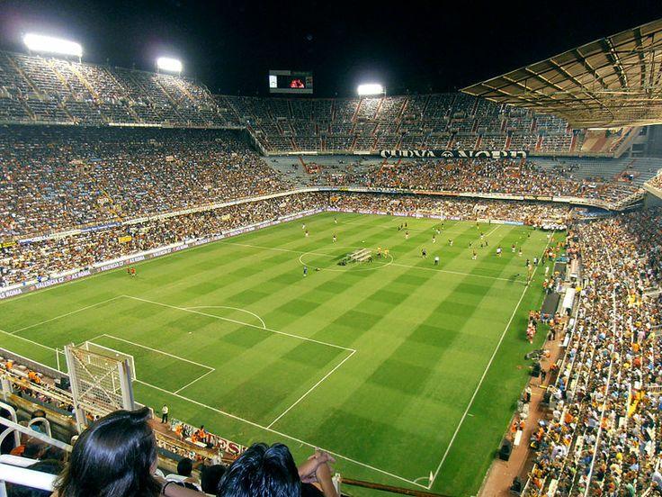Valencia CF - Mestalla