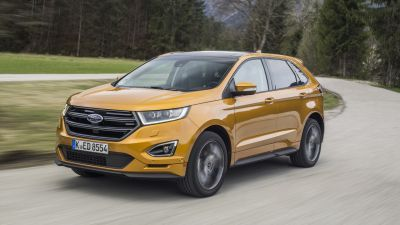 Ford Edge by drive.gr