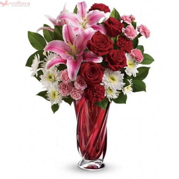 sensation-buchet-trandafiri-crini-crizanteme-garoafe.jpg (600×600)