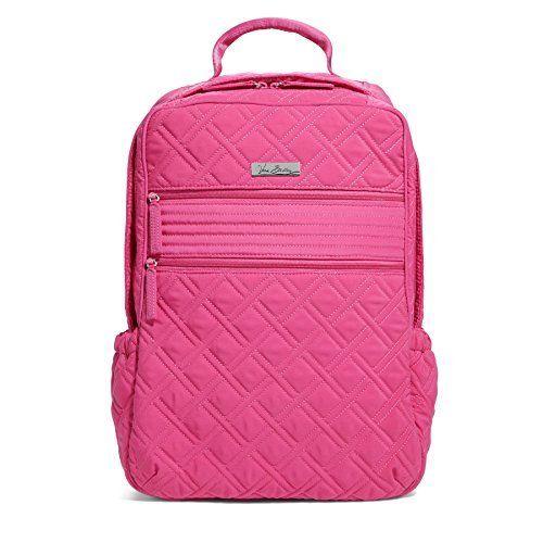 ce440d2ba4de Vera Bradley Women s Campus Backpack African Violet Backpack