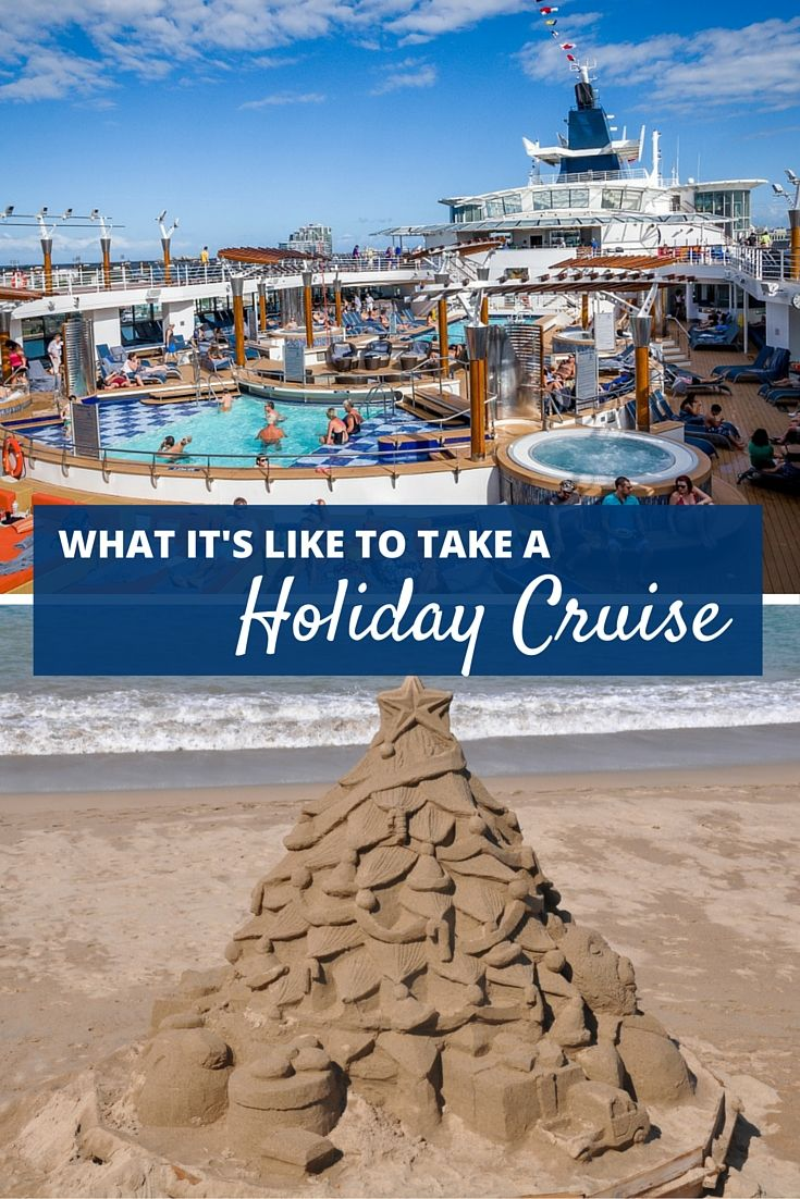 Sun, sand, and avoiding holiday stress are just a few of the reasons to take a holiday or Christmas cruise | What It's Really Like to Take a Holiday Cruise