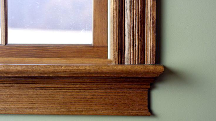 86 best hardwood mouldings images on pinterest hardwood for Clamshell door casing