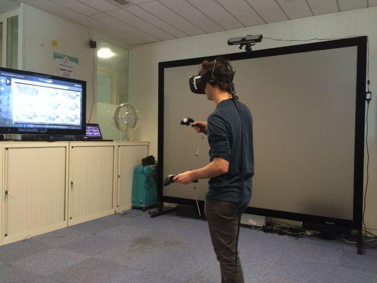 Immersion dans les mondes virtuels de Dassault Systèmes