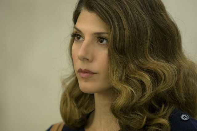 Maggie McPherson portrayed by Marisa Tomei