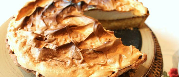 Receta de Tarta de limón casera - El Aderezo - Blog de Recetas de Cocina