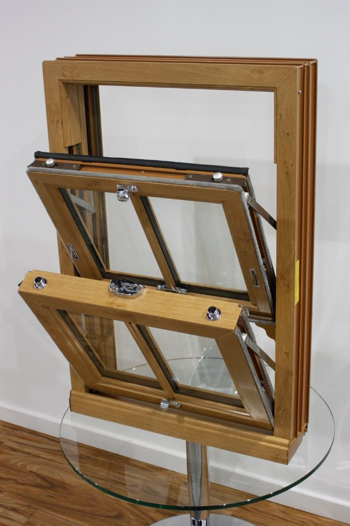 Beautifully stylish synseal irish oak woodgrain artisan for Window sash replacement