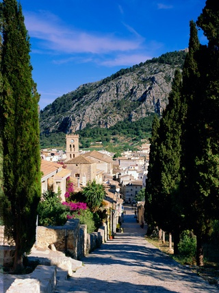 Pollensa (Mallorca) -- was beautiful there!