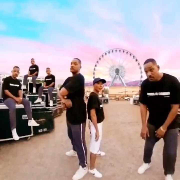 The biggest and coolest festival Coachella🔥|| Will Smith & Jadapinkettsmith |…
