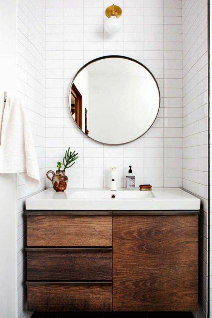 vasque salle de bains avec un style naturel et vase