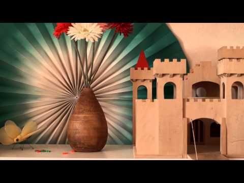 Home by Carson Ellis Book Trailer - YouTube