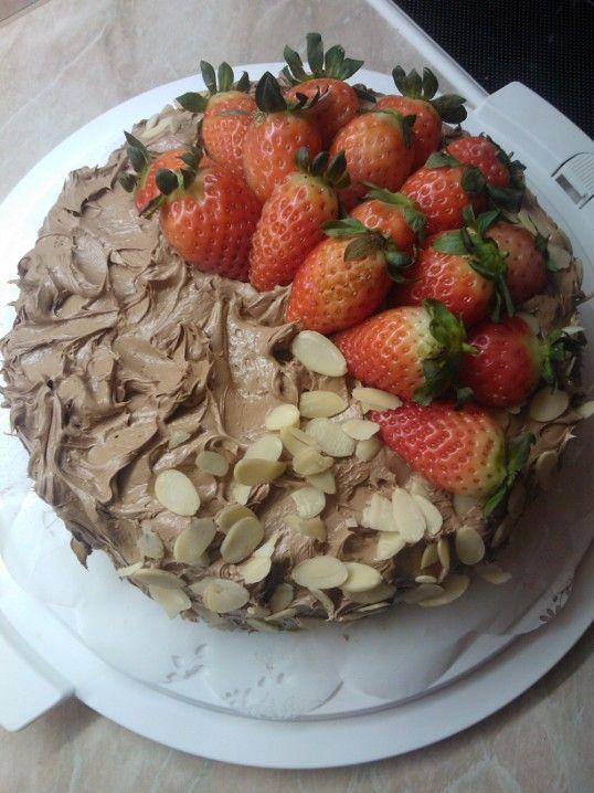 Narozeninový dort.