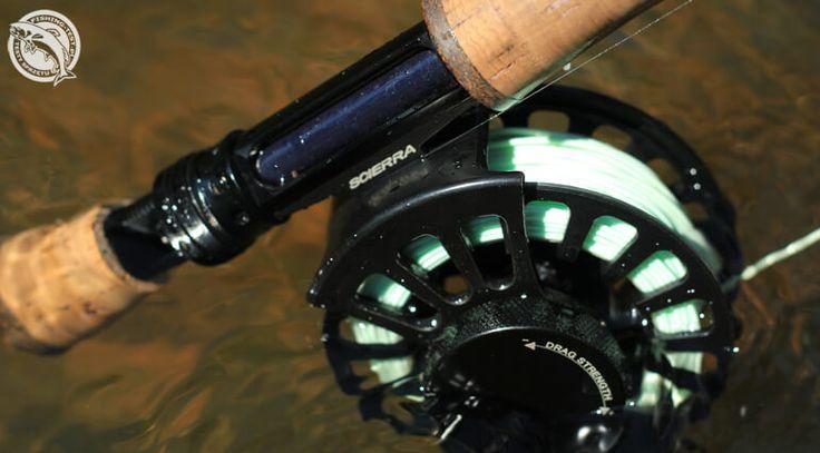 Kołowrotek muchowy Scierra Orbit 5/6 #wędkarstwo #mucha #kołowrotki #flyfishing