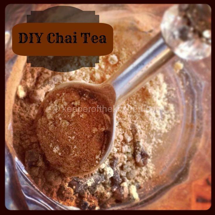 Redbush Chai Tea