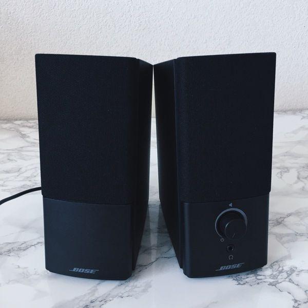 speakers on sale. for sale: bose speakers $55 on sale o