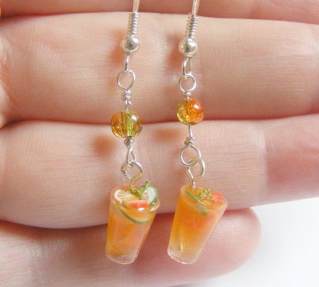 pimms earrings £11.99