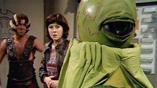 "Alpha Centauri ""The Monster of Peladon"" 1974 | DW Aliens ..."