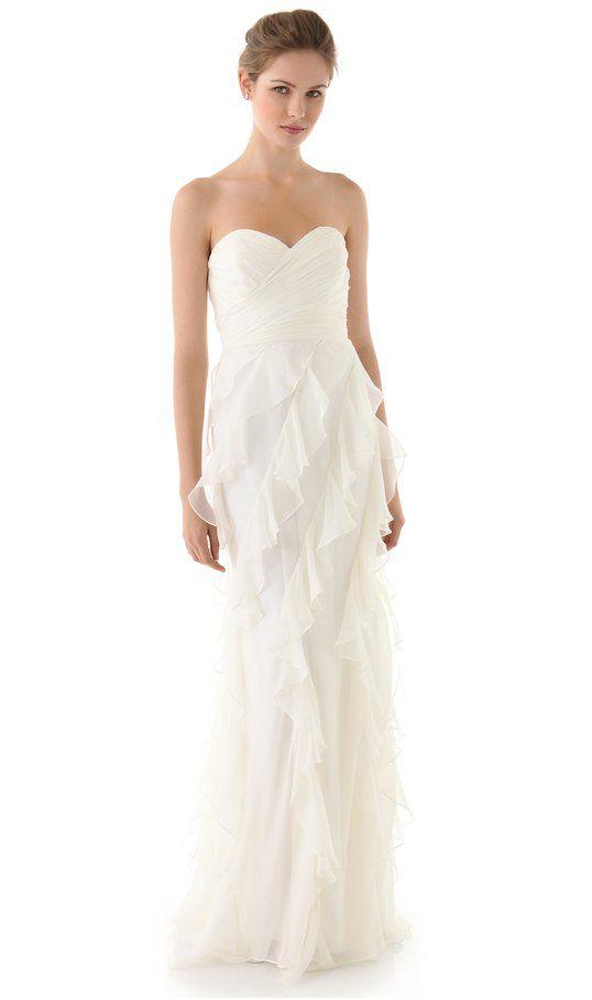 Pin for Later: Les Meilleures Robes de Mariée du Web