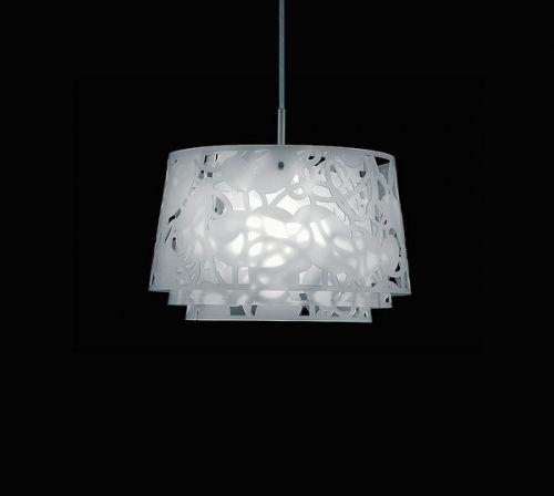 Louis Poulsen Collage 450 Pendel White - Taklamper-Hengelamper - Belysning