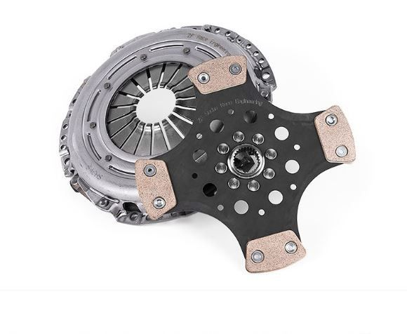 Sachs Performance Clutch Kit, Audi TT RS 2.5 TFSI, With Sintered Disc and Upgraded Pressure Plate