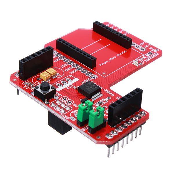 Zigbee Shield RF Wireless Module Expansion Board For Arduino XBee