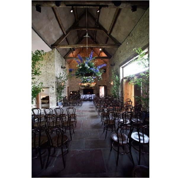 Gorgeous venue! Cripps Barn