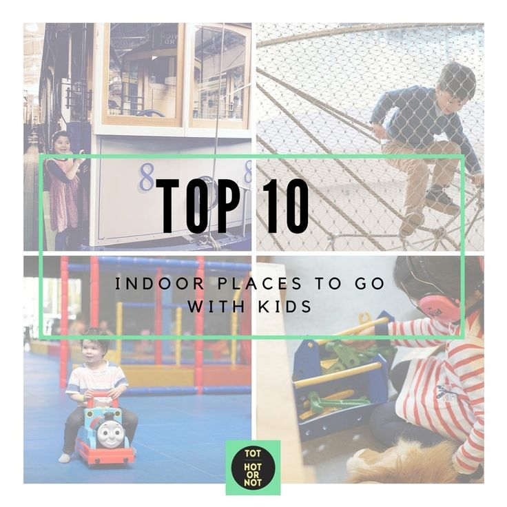 The HOT List: Top 10 Indoor Places to Go with Kids in Melbourne http://tothotornot.com/2016/06/the-hot-list-top-10-indoor-places-to-go-with-kids-in-melbourne/